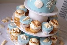 Beach Themed Cakes / all things sandcastle and beachy