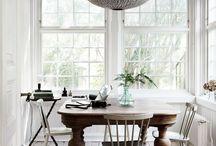 Kitchen, Dining room, Dining