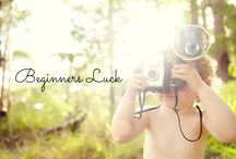 Beginner's Luck / Photography hints and tips for the beginner