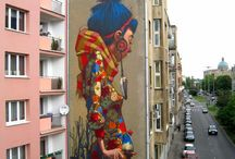 {street art} / by Gail Levine