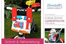Nähen: Accessoires für Babys und Kinder
