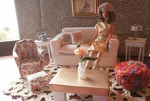 Barbie and her abode / by Kim Pope