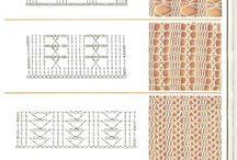 뜨개질 레이스