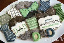 Cookies: Fathers Day
