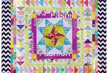 marcelle medallion >>> / Pics of your finished and WIP Marcelle Medallion quilts, as designed by Alexia Marcelle Abegg for her book Liberty Love, and starring on the front cover of Love Quilting & Patchwork magazine, Spring 2013!