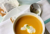 Soups / Soups are great year round. Lots of recipes for me to try here.