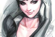 Characters: Catwoman