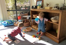 Montessori Environments / by Natural Journey