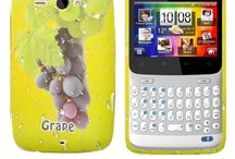 HTC ChaCha Covers