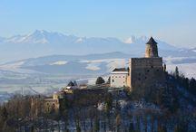 Ľubovniansky hrad  - Castle Stará Ľubovňa / Hrad a skanzen