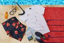 Strand-Outfit - Paul Smith / Ob am Swimming Pool, am Meer oder See: Wir haben das perfekte Outfit von Paul Smith & Hartford für den sommerlichen Ausflug! Jetzt heißt's nur noch auswählen aus originellen Badeshorts in diversen Designs, luftigen Shirts und Hemden. Vervollständigt wird das unkomplizierte Strand-Outfit für Herren mit Espadrilles und stylischem Badetuch. Damit ist Urlaubsfeeling garantiert! ► http://bit.ly/KONEN-Strand-Outfit-Sommer16-Herren-Pin