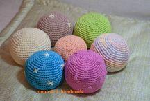 Montessori products/handmade / Изделия ручной работы для детей с рождения в стиле МОНТЕССОРИ. Корзинки для игрушек, игровые коврики, мобили, грызунки, мяч Такане
