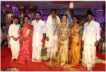 Star's marriage stills
