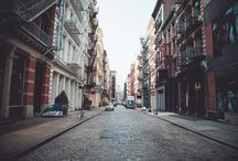 Inspire Me - NYC / Give me the streets of Manhattan. / by Alicia Sturdy