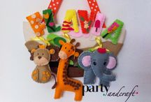 Kids toys, @ Partyandcraft / Our beautiful creations for little kids!