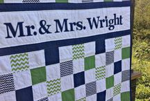 weddingquilt / by Corinne Jensen