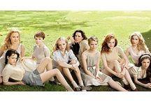 Girls group portrait