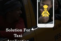 Taxi Booking Application Development