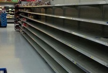 Empty Shelves... / by Apocalyptic Fiction