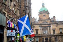 My trip to Scotland