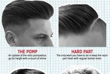 Top 10 Most Popular Men's Hairstyles 2015 / These are our top 10 photos for repins on Pinterest.  #menshair #menshairstyles #menshaircuts #haircuts #hairstyles
