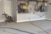 Garage Flooring / Epoxy flooring