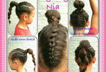 Hair styles by Nia hair braids & styles (me :) AKA Zebonia Aka zena / Hair styles & braids