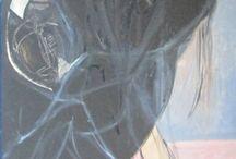 """""""MAR_MILLA"""" Personale di Alice Cadeddu / Artista e communication designer, dopo il conseguimento del diploma di laurea in arti visive presso l'Accademia di belle arti di Firenze si specializza in comunicazione, partecipa a diverse esposizioni in Italia e all'estero. Oggi, a Lunamatrona in Marmilla dove vive e lavora si concentra tra rievocazione del passato fatto di giochi e divertimenti, sulla proiezione di un futuro che rivaluti la qualità della vita e sulla constatazione del disorientamento del presente."""