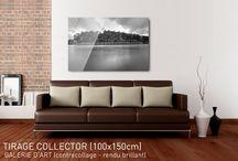 Photo d'Art - Décoration / Décorez vos murs avec un choix de photographies d'art urbaines.