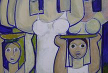 Pintores galegos