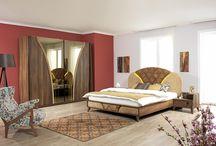 Kupa Yatak Odası / Yatak Odası İzmir Ervada Mobilya
