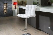 Focus on Kitchen breakfast bar stools