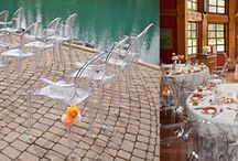 Ghost Furniture / Ghost Wedding Chairs Clear Wedding Chairs