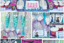 Kids party ideas <3