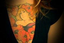 Tattoo Love / by Renae Brewer Wood