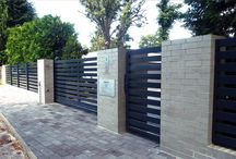 Nzu's house project - fences