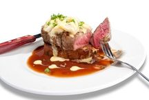 Visit PCB /  Aged Steaks & Local Seafood-at it's Best. Plus a wide variety of Specialty items including Venison & Quail,Fried Lobster, Fried Alligator. Special Filet and more.