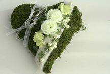 work- wedding ringholder