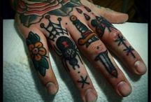 tattoo on a hand