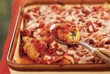 Pasta / Pasta / by Kelly Evenson