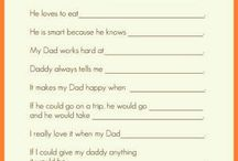 Father's Day / by Shannon Barr-Wedemeier