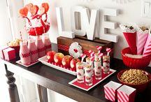 décoration pour Saint Valentin / Idées cadeaux pour la saint Valentin