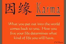 Karma/Life / by Monica