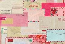 Paper & Fabrics + Pattern / by Ellie&M's fabric