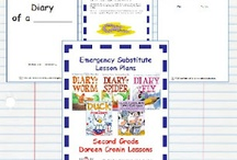 My second grade class  / by Tiffany Harris