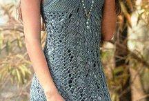 rochii croșetate