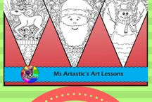 Winter Lessons on TPT - Ms Arastic