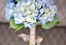 Bouquet de mariés printaniés