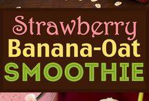 Rezepte smoothies