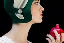 Fascinated by Fascinators and Headpieces / by Margarita Banbanaste